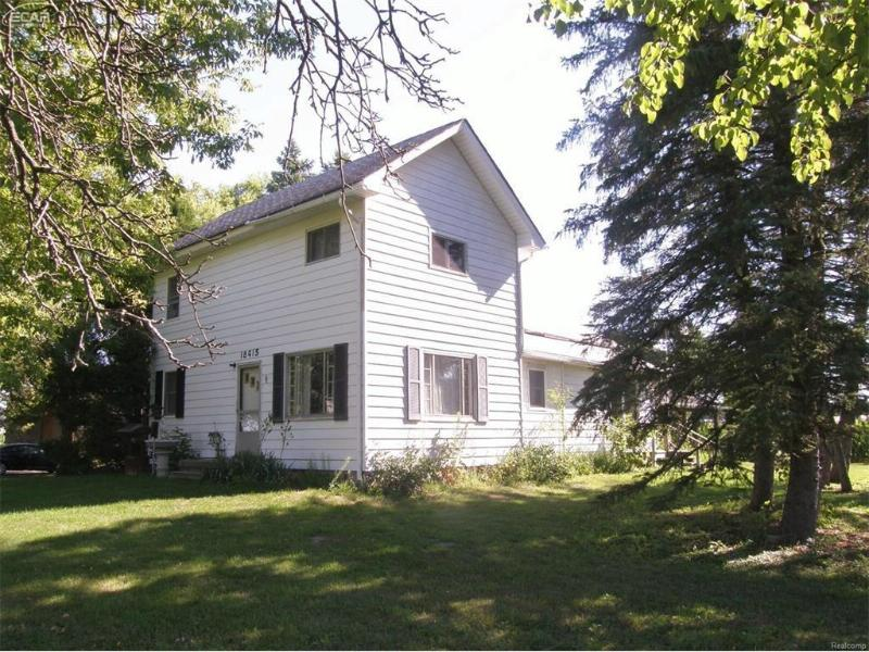 18415 S Oakley Road Oakley, MI 48649 by Remax Tri County $62,500