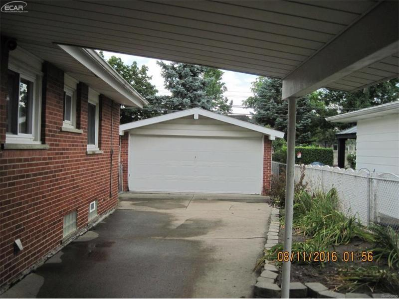 29262  Shirley Ave,  Madison Heights, MI 48701 by Greg Dean Real Estate $129,900