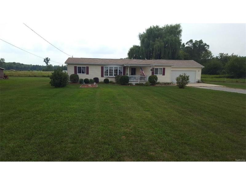 8571 N Seymour Rd,  Flushing, MI 48433 by Century 21 Woodland Realty $97,900
