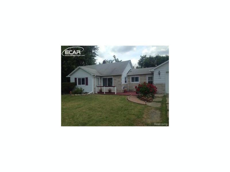 2181  Diamond Ave,  Flint, MI 48532 by Remax Real Estate Team $51,500