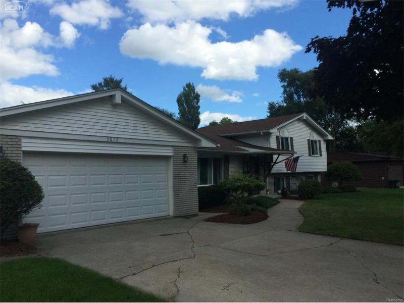 3076  Sherwood,  Saginaw, MI 48603 by Map Realty Llc $127,500