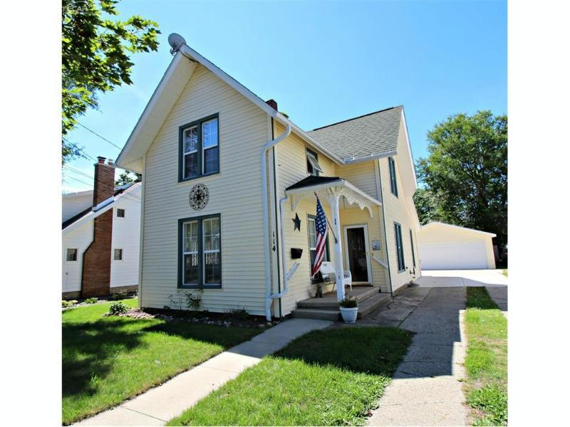 114 S Beech St,  Flushing, MI 48433 by Lucy Ham Group Inc $119,900