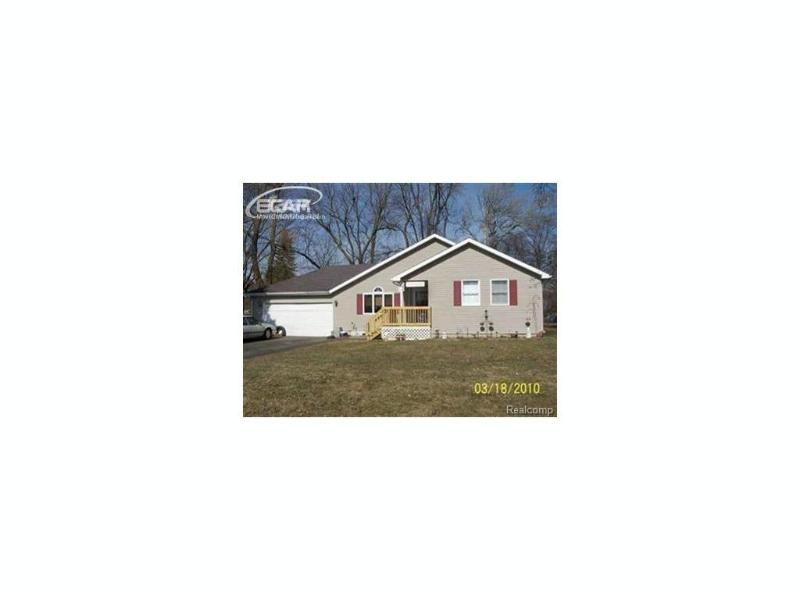 4357 Stanley Road Genesee Township, MI 48437 by Remax Select $99,900