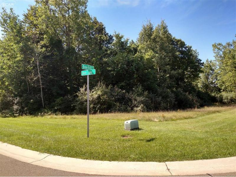 0 Deer Lake Court Clarkston, MI 48346 by Real Living Tremaine Real Estate.com $525,000
