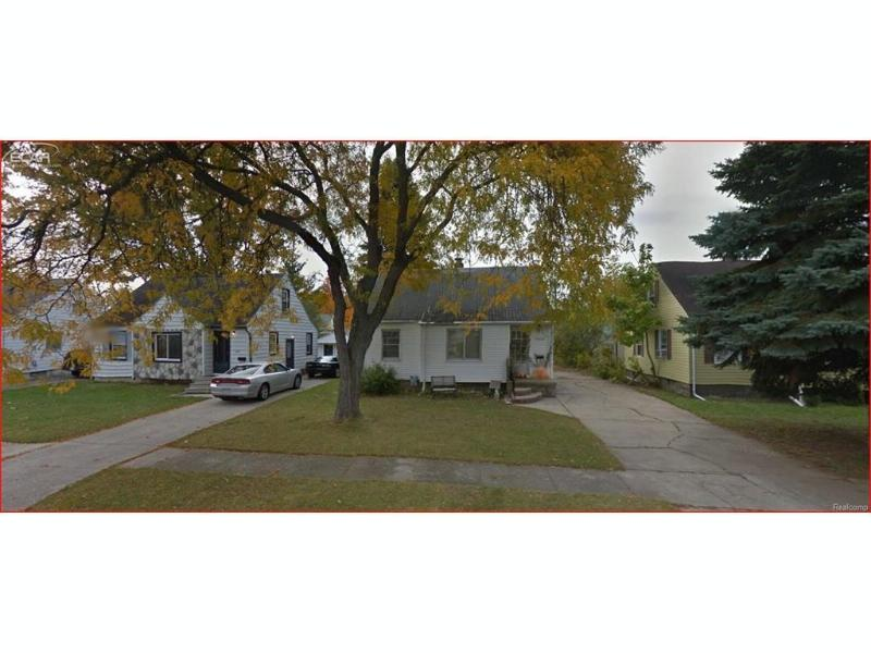 3410  Holly Ave,  Flint, MI 48506 by Remax Real Estate Team $19,900
