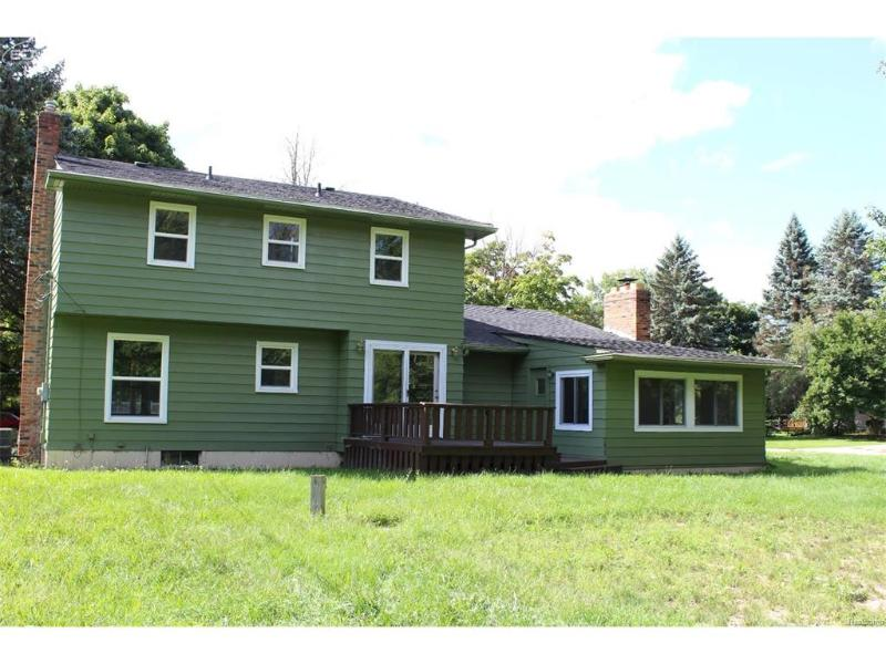 5384 Lamp Lighter Lane Flushing, MI 48433 by Gebrael Management $132,900