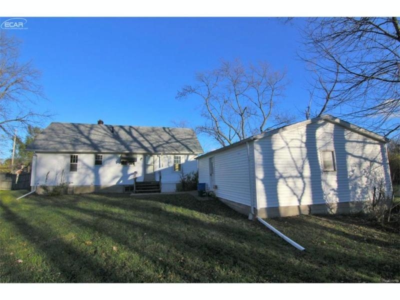 2356 S Dye Rd,  Flint, MI 48532 by Real Living Tremaine Real Estate.com $99,500