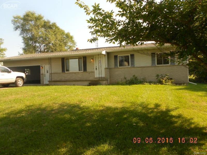5521  Arbela Rd,  Millington, MI 48746 by Forest Homes And Land Llc $119,900