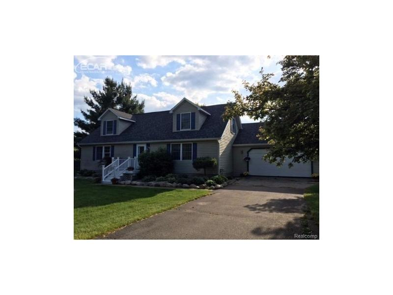 1440 Lake Nepessing Road Lapeer, MI 48446 by Berkshire Hathaway Homeservices Michigan Real Esta $176,900