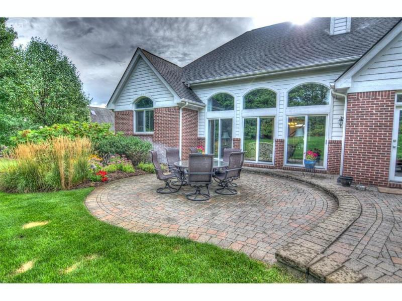 7810 High Ridge Court Clarkston, MI 48348 by Berkshire Hathaway Homeservices Michigan Real Esta $495,000