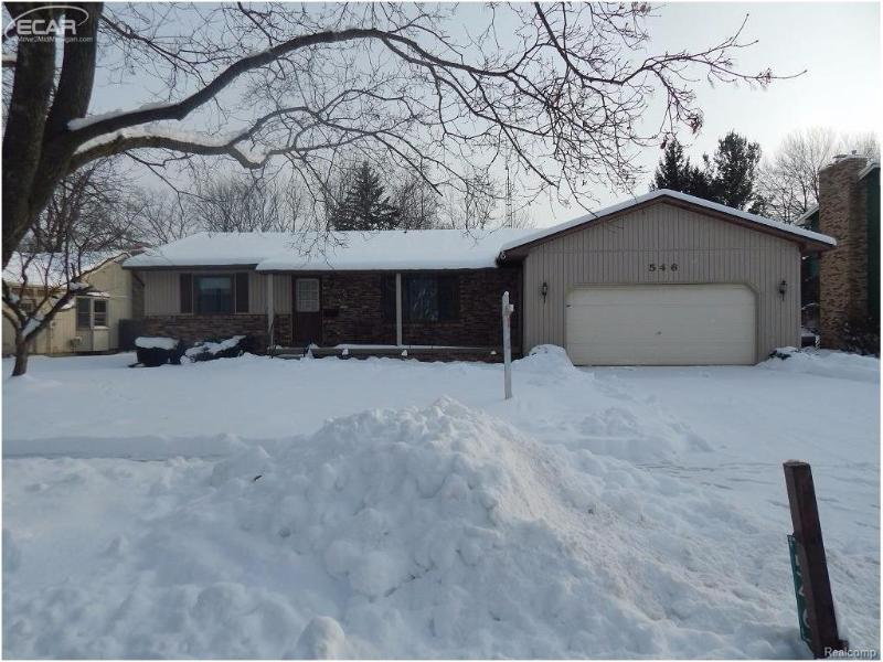 546  Leland St,  Flushing, MI 48433 by Remax Town & Country $129,900