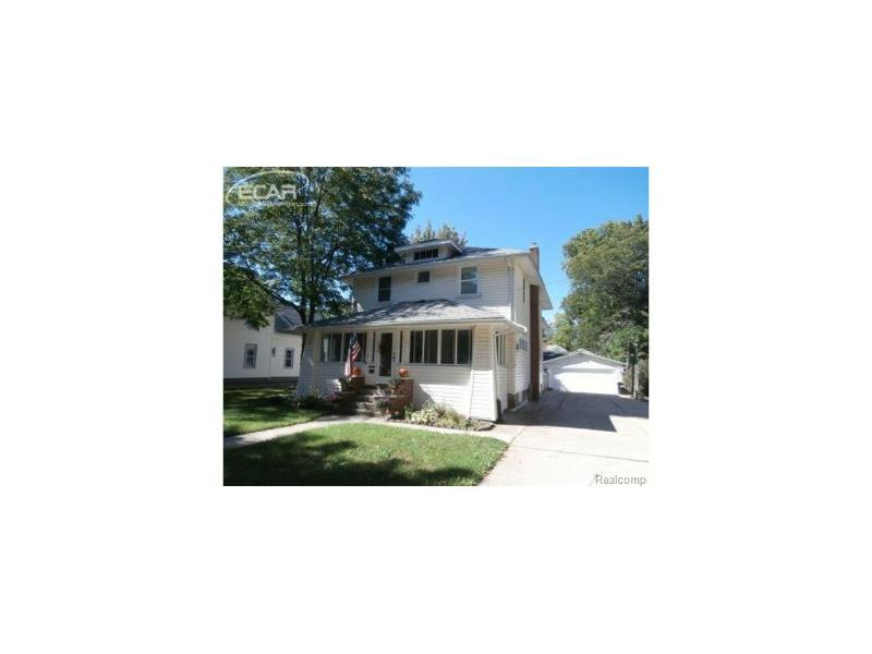 605  Adams St,  Owosso, MI 48867 by The Home Office Realty Llc $117,900