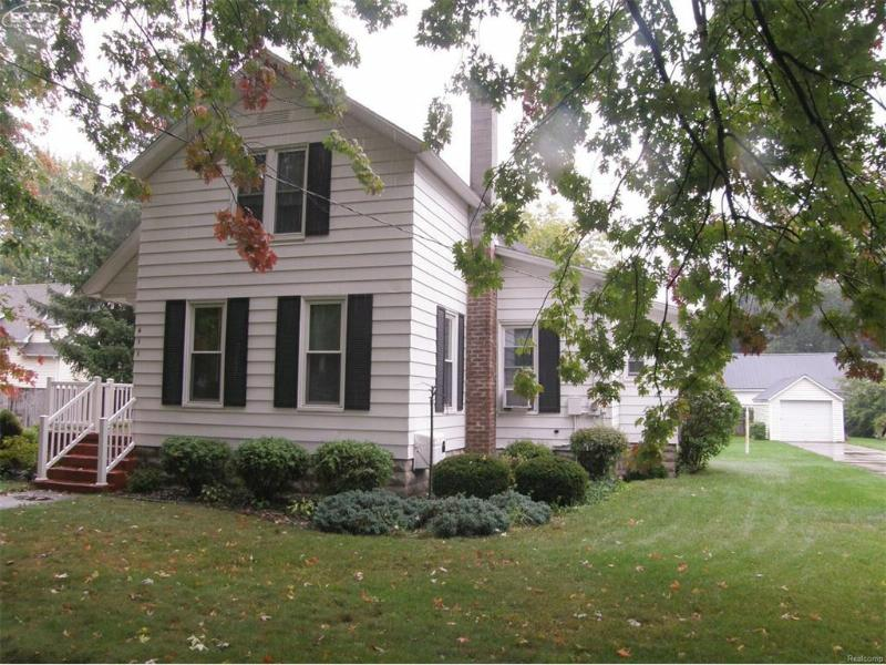 411 S Chapman Street Chesaning, MI 48616 by Remax Tri County $68,500