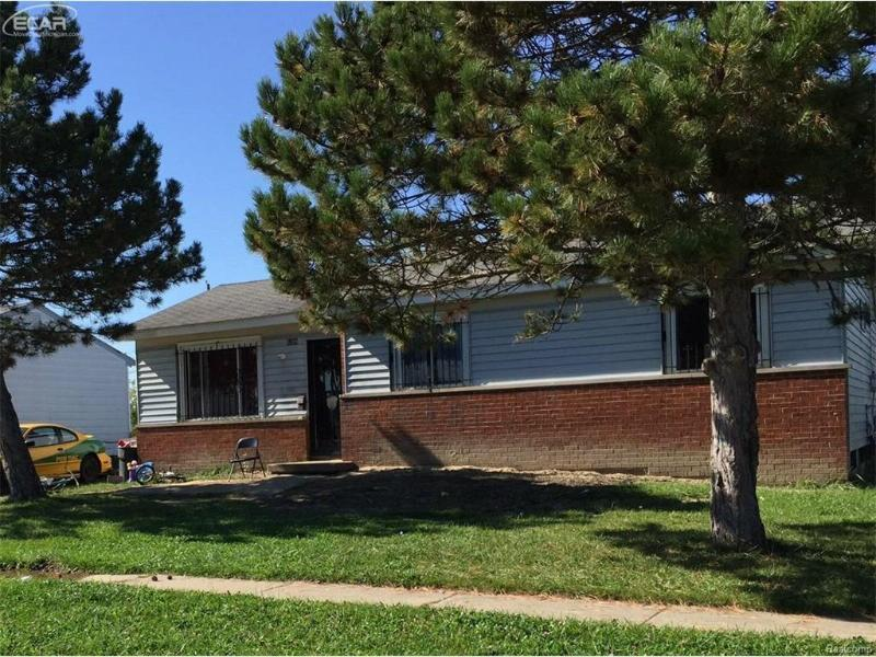 6209 Hilton Lane Flint, MI 48505 by Keller Williams Realty $39,900
