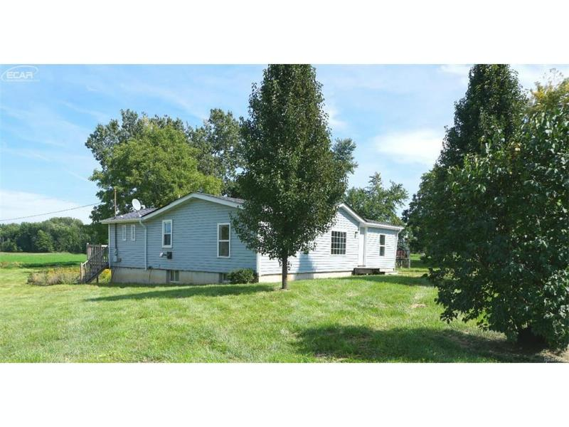 7145 E Cole Rd,  Bancroft, MI 48414 by The Drury Group $68,900