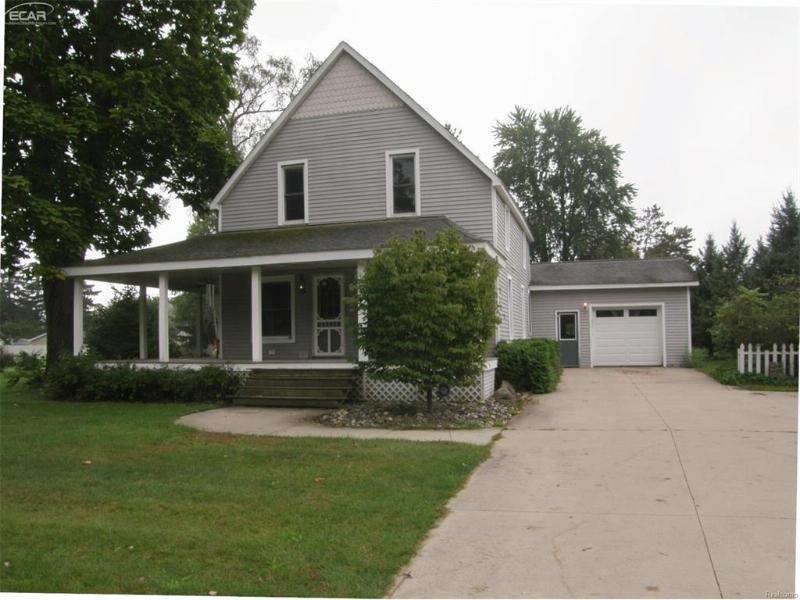 301 W Walnut Street Saint Charles, MI 48655 by Remax Tri County $79,900