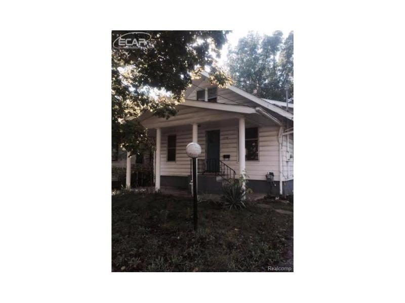 1378  Cleveland Ave,  Flint, MI 48503 by Century 21 Woodland Realty $9,900