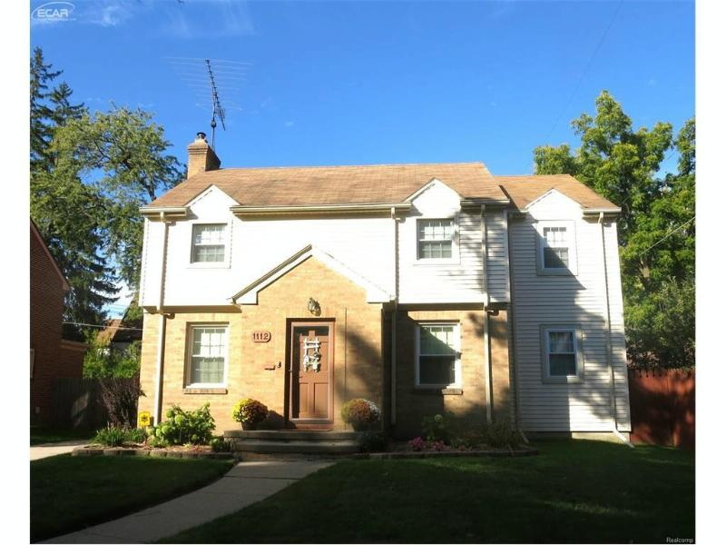 1112  Beard St,  Flint, MI 48503 by Real Living Tremaine Real Estate.com $126,900