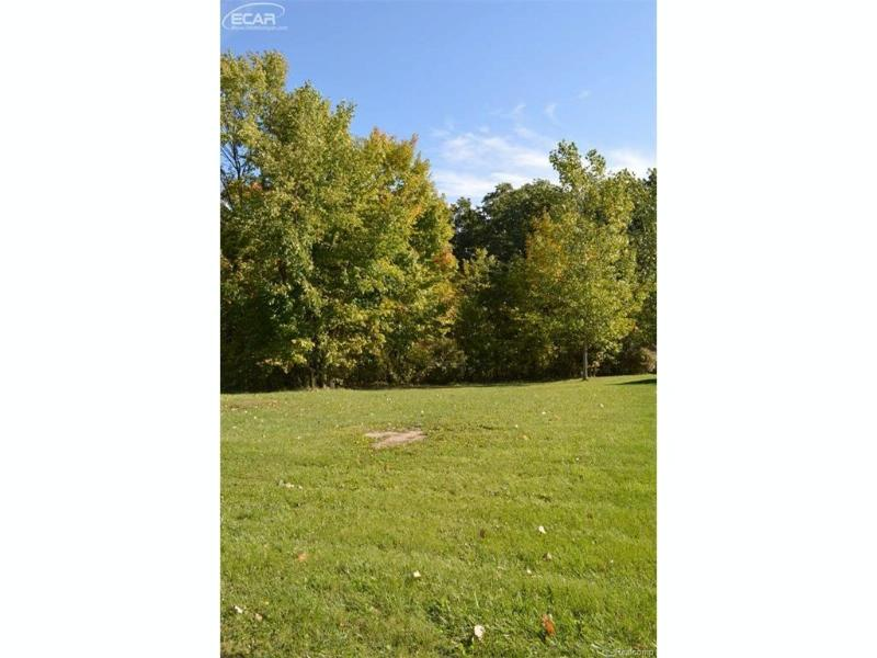 0  Cypress Cir,  Grand Blanc, MI 48439 by American Associates Inc $14,000