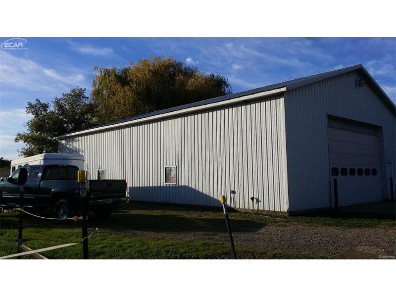 2400 S Ruess Rd,  Owosso, MI 48867 by Century 21 Woodland Realty $159,900