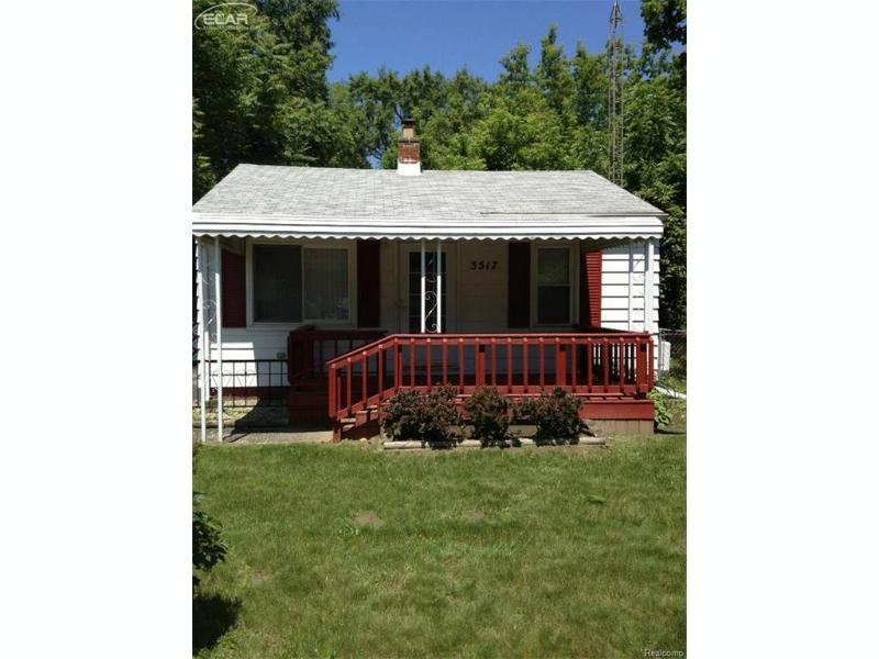 3517  Wyoming Ave,  Flint, MI 48506 by Burrell Real Estate Inc. $22,000