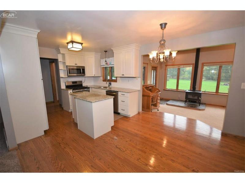 2350 Pero Lake Road Lapeer, MI 48446 by Real Living Tremaine Real Estate.com $200,000