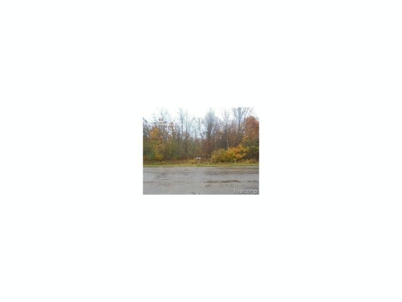 0  Rich Rd,  Mayville, MI 48744 by Remax Platinum $15,000