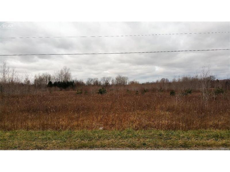 8000  Bell Rd,  Birch Run, MI 48415 by Bomic Real Estate $34,900