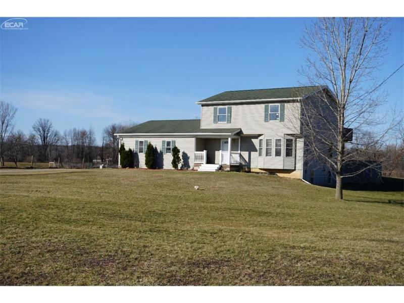 13648  Reed Rd,  Byron, MI 48418 by The Drury Group $175,000