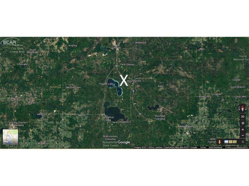 9195  Cut,  Roscommon, MI 48653 by Lucia Properties $599,000