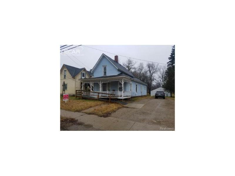 716  Corunna Ave,  Owosso, MI 48867 by The Home Office Realty Llc $14,999