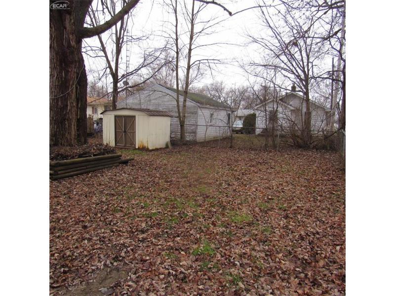 1402  Mann Ave,  Flint, MI 48503 by Burrell Real Estate Inc. $16,900