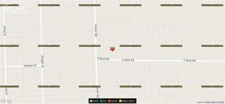 0 E Reid Rd,  Grand Blanc, MI 48439 by Remax Grande $14,900