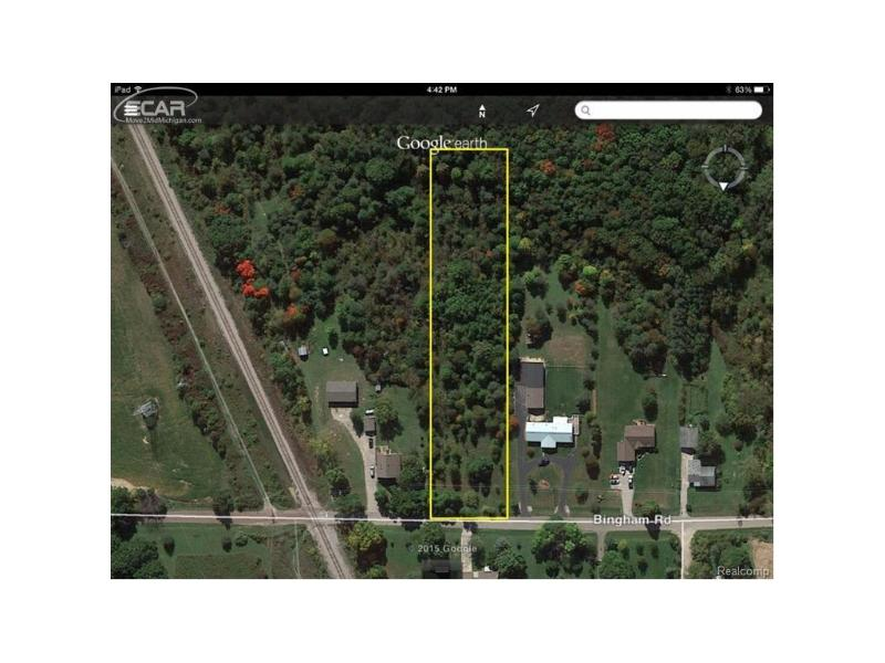 2229  Bingham St,  Clio, MI 48420 by Remax Right Choice $18,900