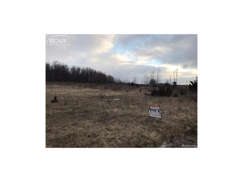 0  E. Pinconning Rd,  Pinconning, MI 48650 by Inca Realty Llc $500,000