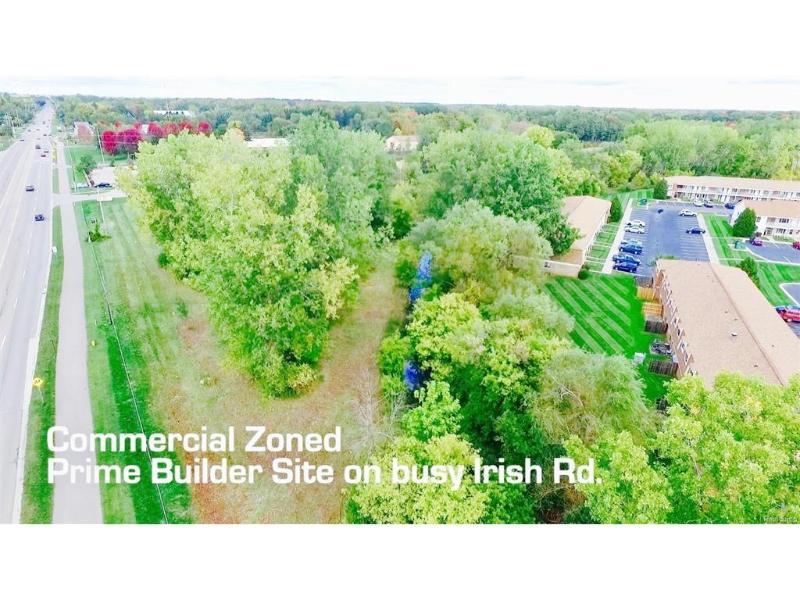 0 N Irish Rd,  Davison, MI 48423 by Century 21 Metro Brokers $249,000