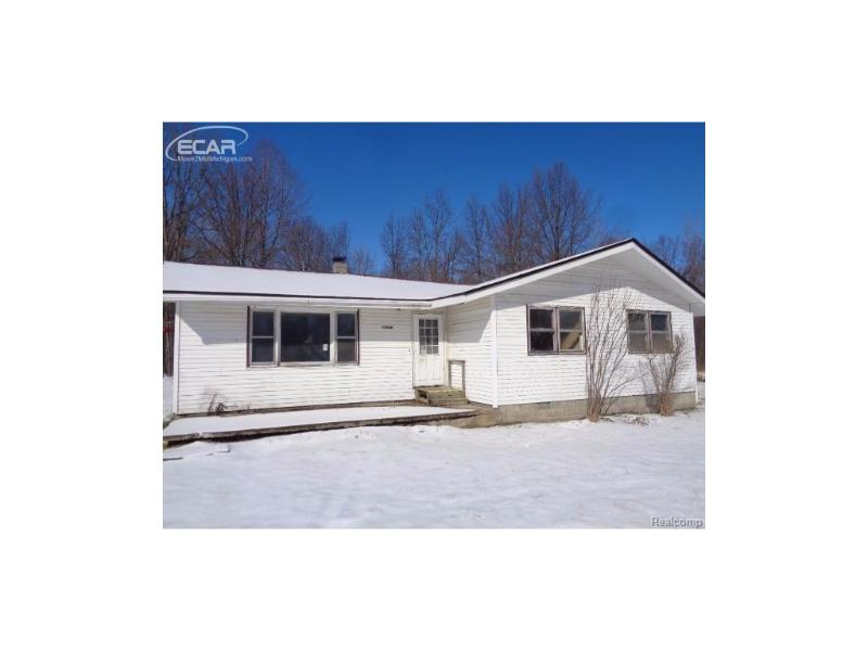 13580  East Rd,  Montrose, MI 48457 by Remax Right Choice $37,500