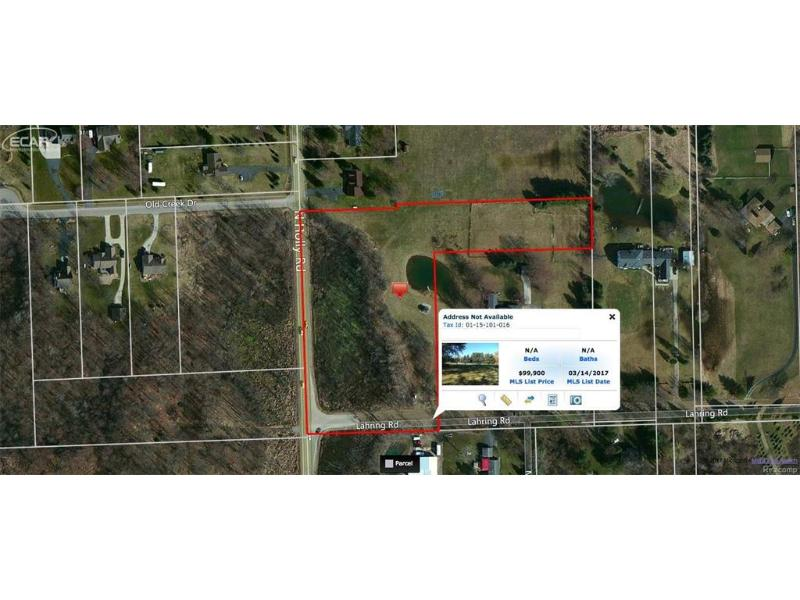 0  Lahring,  Holly, MI 48442 by Gebrael Management $89,900