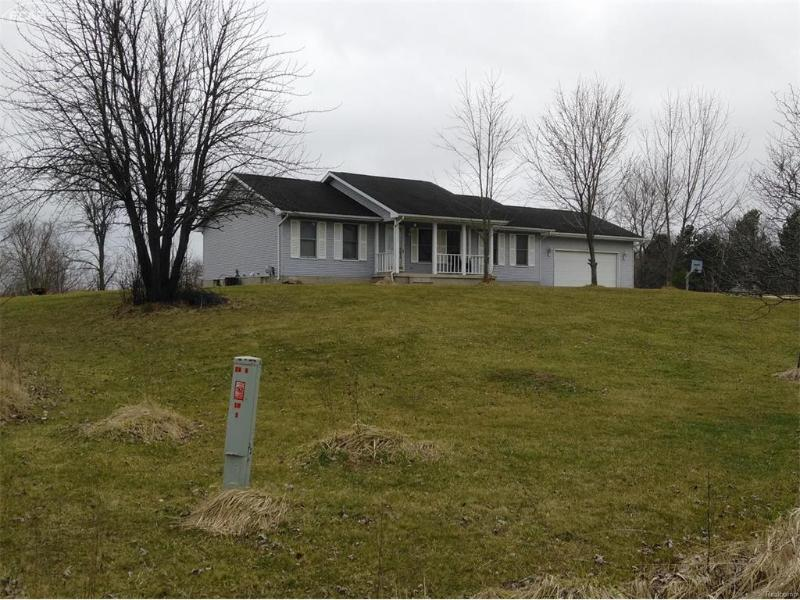 5793  Columbiaville Rd,  Columbiaville, MI 48421 by Badal Realty Llc $139,000