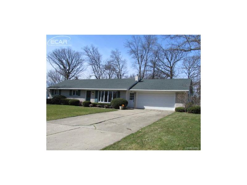 2261  Blackthorn Dr,  Burton, MI 48509 by Keller Williams Realty $80,000