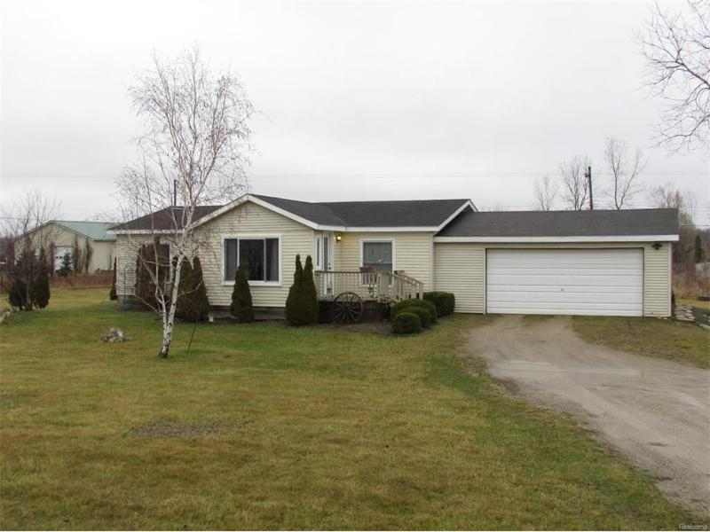 2463  Bowers Rd,  Lapeer, MI 48446 by Remax Plus $89,900