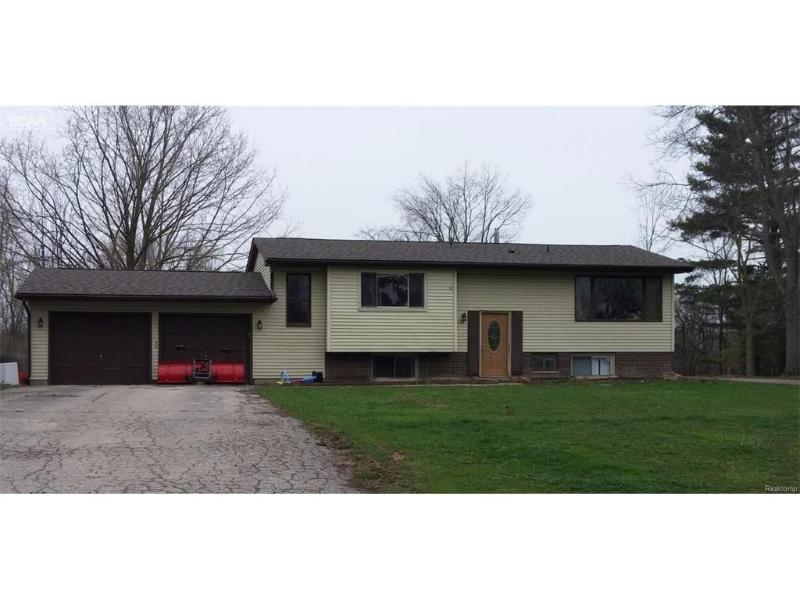 1387 W Cook Rd,  Grand Blanc, MI 48439 by Red Carpet Keim Action Group 1 $120,000
