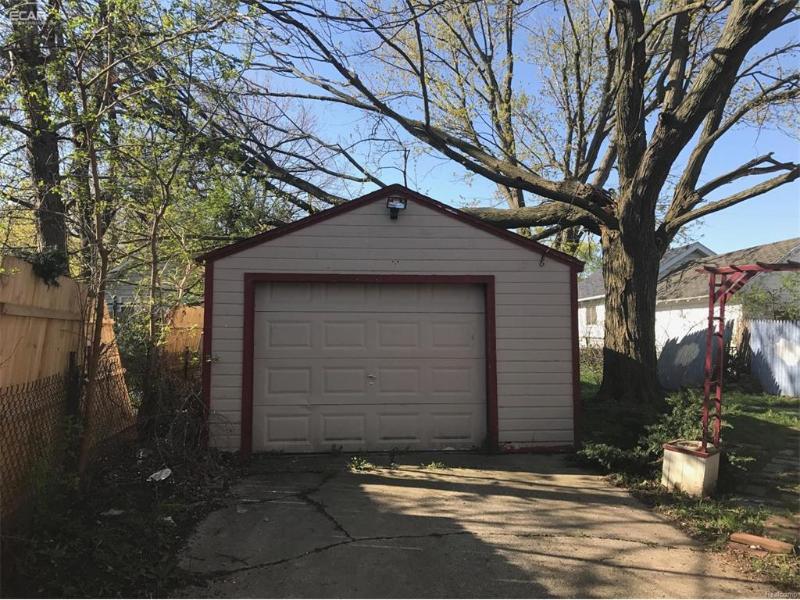 1105  Ossington Ave,  Flint, MI 48507 by Keller Williams Realty $8,500