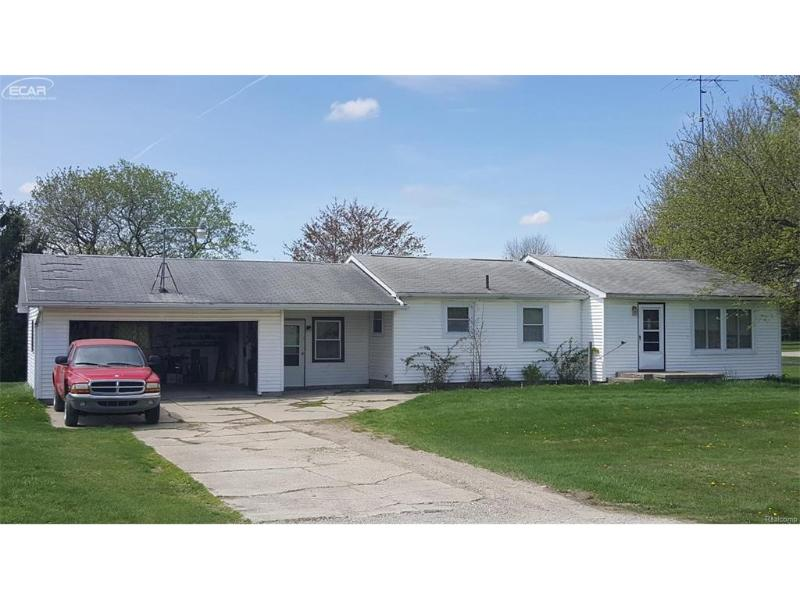 12517 N Webster Rd,  Clio, MI 48420 by Remax Right Choice $104,900