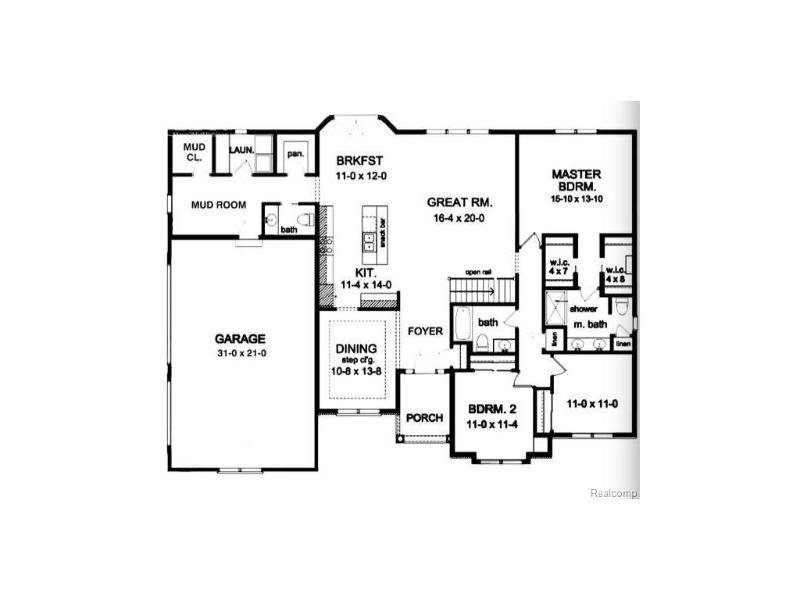 12091  Princewood Dr,  Fenton, MI 48430 by Keller Williams Realty $419,900