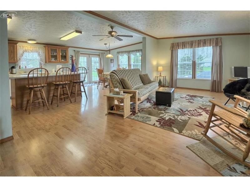 4927  Aurand Rd,  Otter Lake, MI 48464 by Remax Real Estate Team $128,500