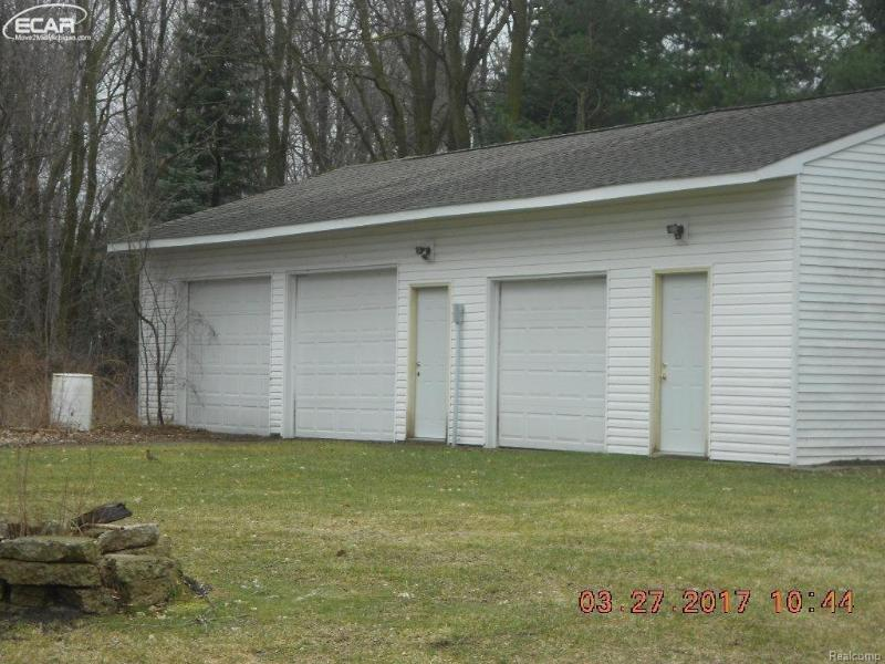 10023  Stover Rd,  Otisville, MI 48463 by Forest Homes And Land Llc $119,900