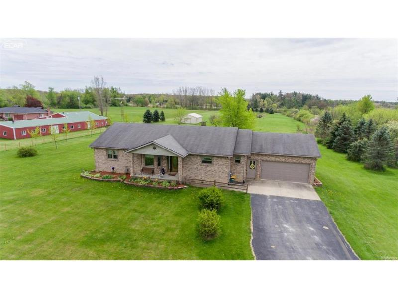 1814  Greenwood Rd,  Lapeer, MI 48446 by Remax Grande $289,900