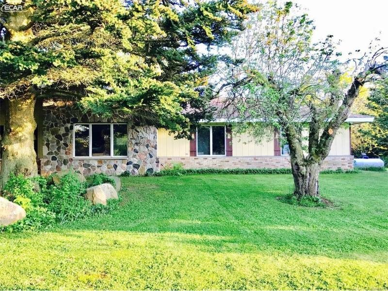 2950  Applegate Rd,  Applegate, MI 48401 by Century 21 Metro Brokers $1,250,000