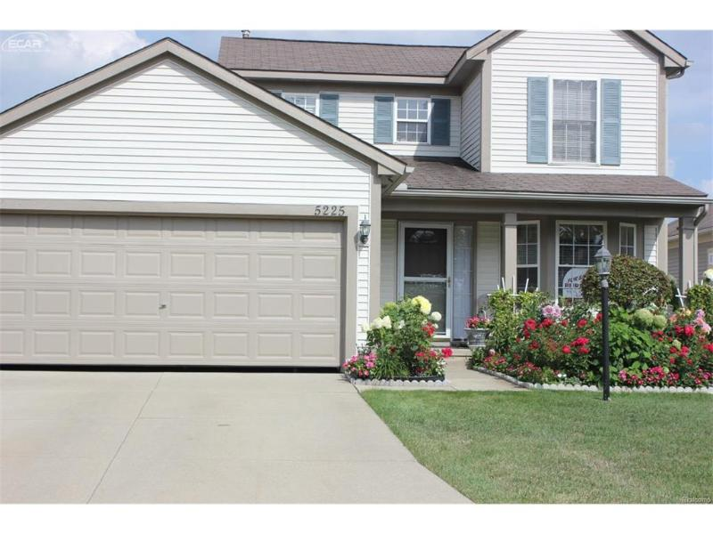 5225  Sandalwood Cir,  Grand Blanc, MI 48439 by Burrell Real Estate Inc. $179,900